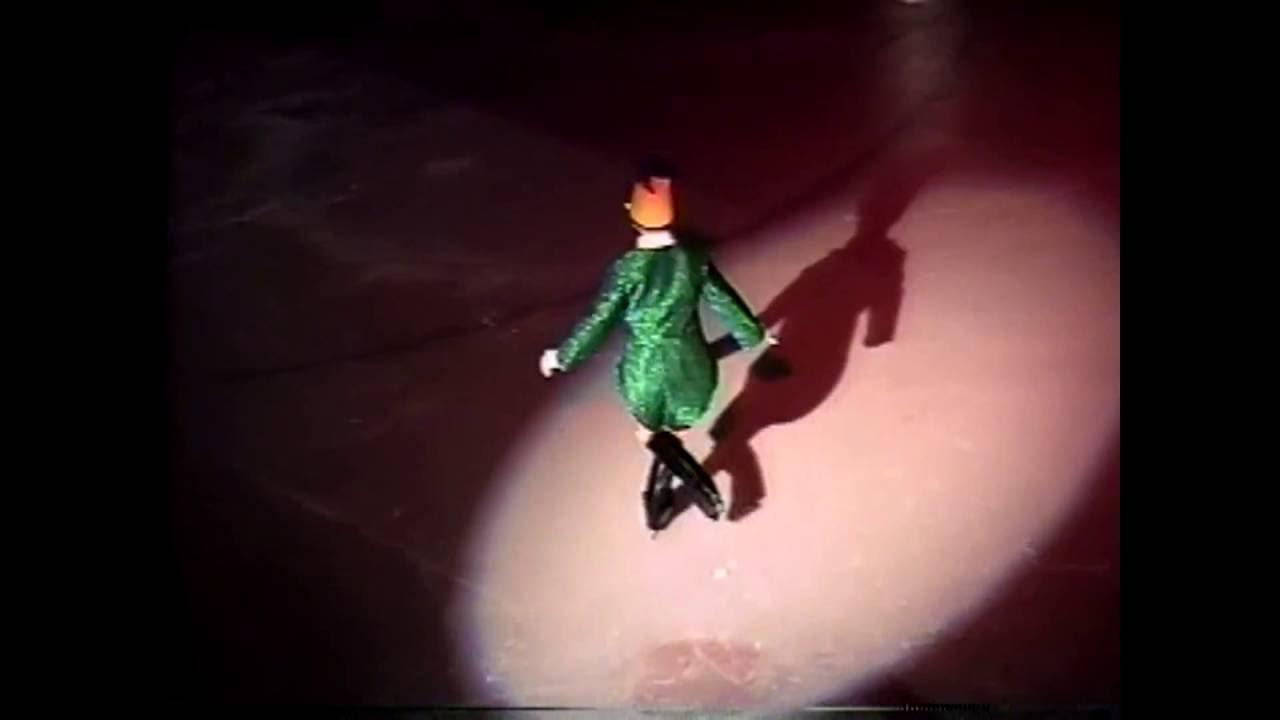 Plattsburgh Skating Show  3-24-01