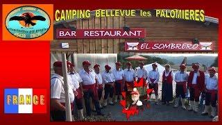 93-CAMPING  BELLEVUE  LES  PALOMIERES