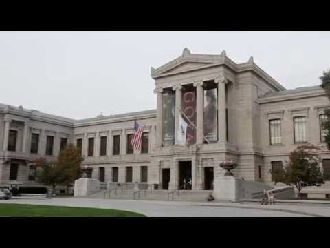 Boston History in a Minute: Museum of Fine Arts