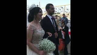 Красивая армянская свадьба в Ереване 2018 / Выездная церемония бракосочетания