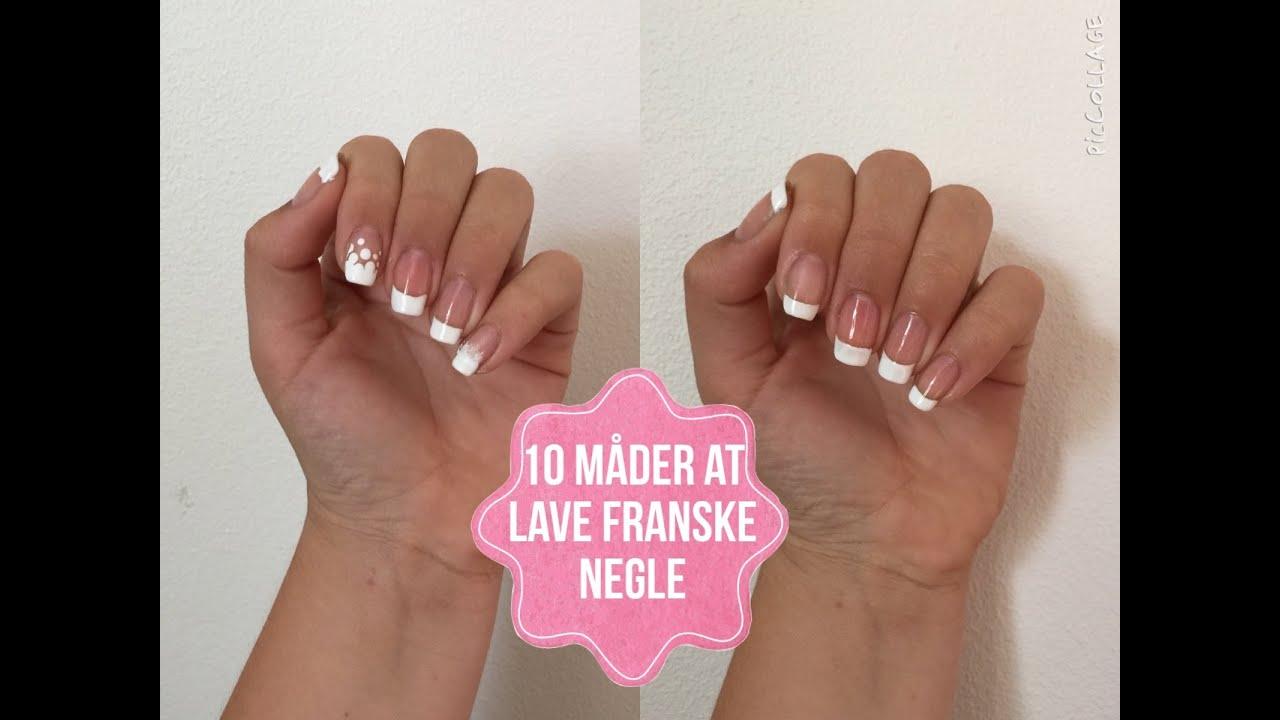 Få smukke negle