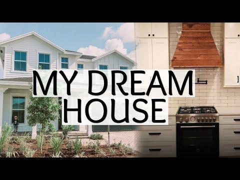 EMPTY HOUSE TOUR | Modern Farmhouse Style