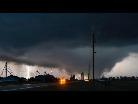 Mayflower Arkansas Tornado Disaster Destruction 27 April 2014 Oklahoma 1