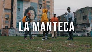La Manteca - Los zvfiros,Diamante Ayala,Massi nada mas (video Oficial)