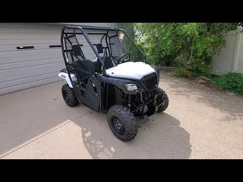 2019 Honda Pioneer 500 at Bartlesville Cycle Sports in Bartlesville, OK
