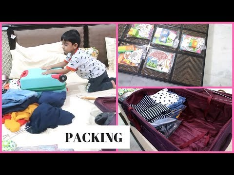 Packing For Bangkok and Pattaya || Travel Essentials || Indian Vlogger