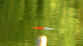 Я ДУМАЛ ОН ЕМУ УДОЧКУ СЛОМАЕТ рыбалка на поплавок ловля сазана на удочку