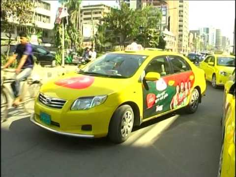 Taxi Cab Service On Capital City Dhaka