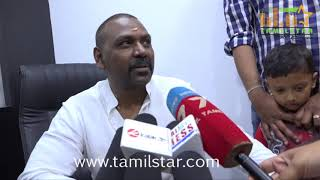 Actor Raghava Lawrence Inaugurated Flamingo Tour & Travels