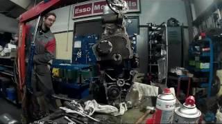 démontage moteur mini