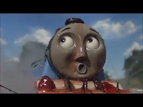 X-Files Thomas The Train Mash Up.
