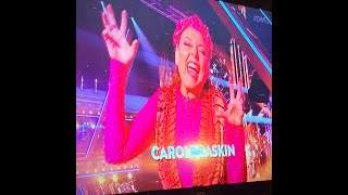 Carole Baskin on Dancing with the Stars