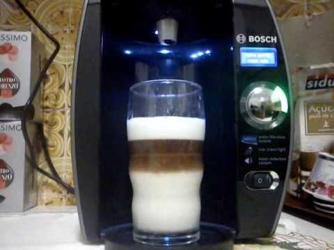 Bosch Tassimo T65 Latte Macchiato