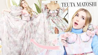 MORE TEUTA MATOSHI DRESSES!! + Huge Giveaway !!