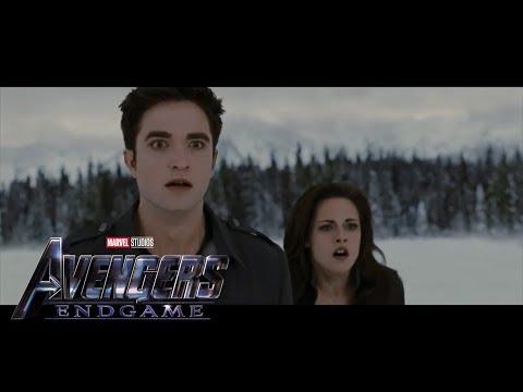 Twilight: Breaking Dawn Pt. 2 Final Battle With Avengers Endgame