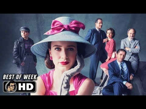 NEW TV SHOW TRAILERS of the WEEK #42 (2019)