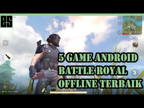 5 Game Andorid Battle Royal Terbaik (Offline) | Efek Skripsi