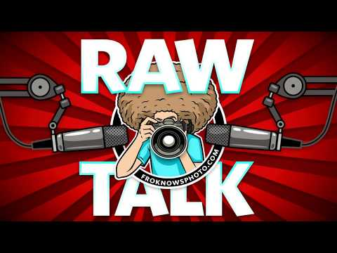 Is ADOBE CRAZY, Vlogging Camera Wish List and FRO Goes To DC: RAWtalk #230