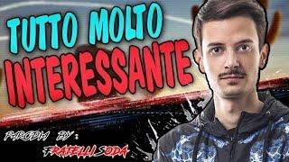 FABIO ROVAZZI - TUTTO MOLTO INTERESSANTE | REACTION & PARODIA!