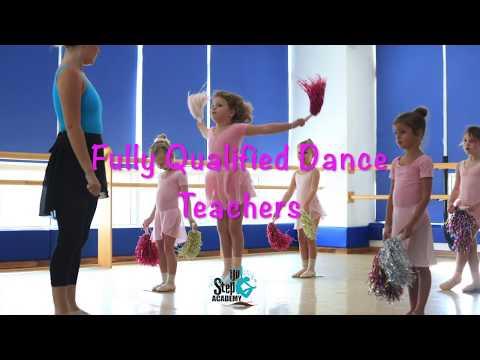 StepUp Academy, Dubai, UAE - Royal Academy of Dance Ballet Classes for Children & Adults