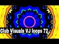 Club Visuals VJ loops 72 Free Download Full HD 1080p
