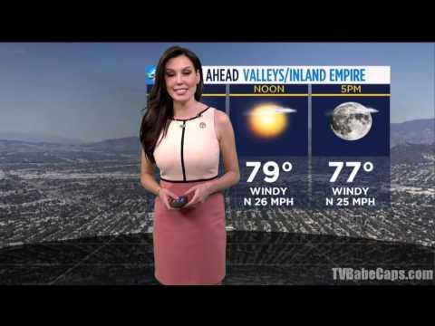 Leslie Lopez - ABC7 Los Angeles HD 02/07/2016