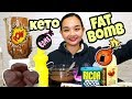 Low Carb Chocolate or KETO Fat BOMB | Filipino | GRE Taba