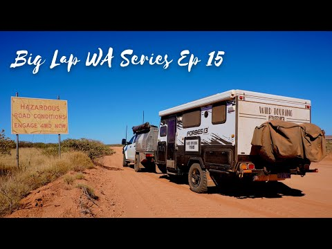 E15 | The Big Lap Of WA - Free Camping Around Australias Hottest Town (Marble Bar)