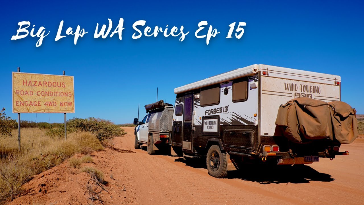 Download E15 | The Big Lap of WA - Free Camping Around Australias Hottest Town (Marble Bar)