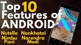 Gambar cover Top 10 New Features of Android N Explained #AndroidN