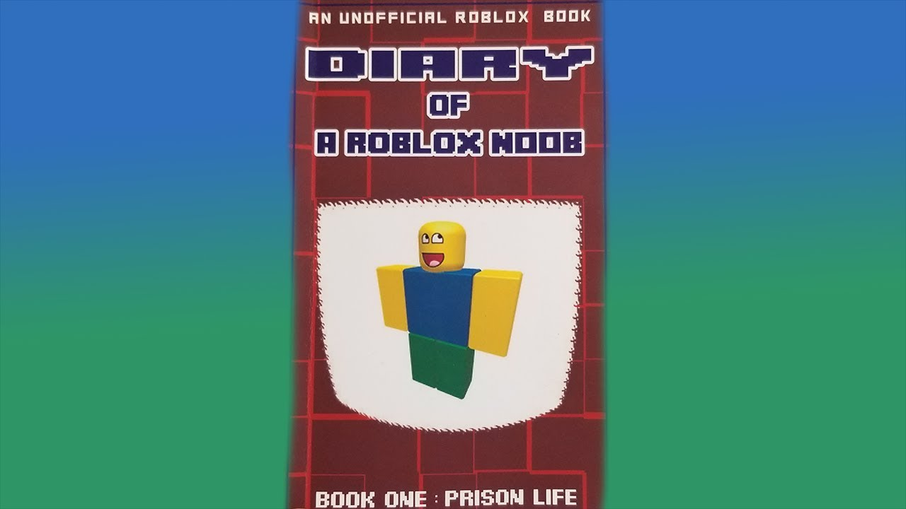 Diary Of A Roblox Noob Series Diary Of A Roblox Noob 1 Prison Life Reading Youtube