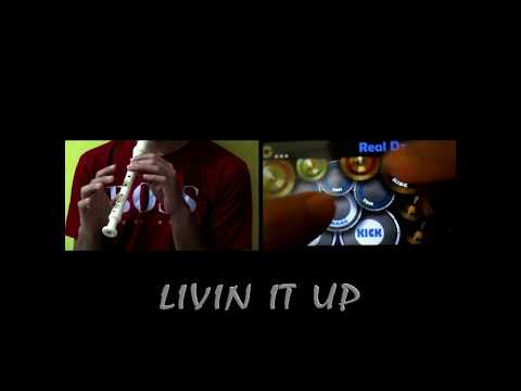 Livin It Up ~ Indra Aziz {Cover}