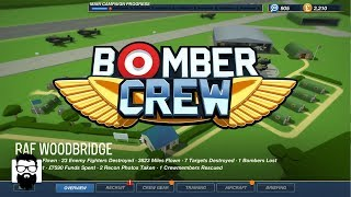 Bomber Crew - This Doesn't Look Good! - Part 3