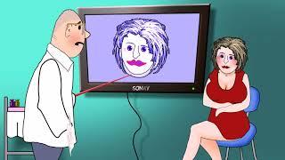 Анекдоты про медиков: как увеличить глаза у пластического хирурга
