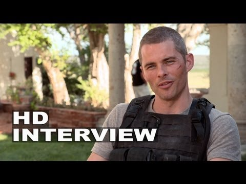 "2 Guns: James Marsden ""Quince"" On Set Interview"