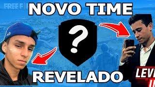 💣😱DESCOBRIMOS o NOVO TIME do: LEVEL UP e NOBRU para FF PRO LEAGUE !!
