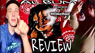 PDE NEXT UP ! - First Listen: Young Nudy ~ SlimeBall 3 | #InRotation Album REVIEW & REACTION