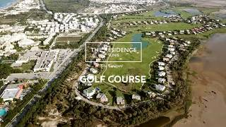 The Residence Golf Course From The Air