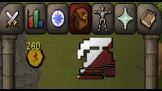 [HcUim] Progress 10 - Agility and back to questing