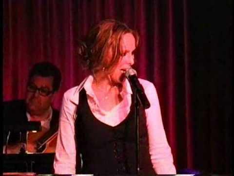 Melora Hardin - Girl Talk (Live)