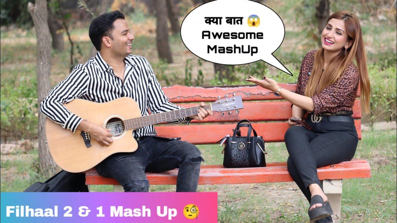 Filhaal2 Mohabbat Song Special Reaction Video Prank | Siddharth Shankar | Akshay Kumar | BPraak