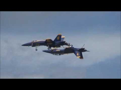 Blue Angels Practice - May 4, 2016