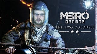 ХЛЕБНИКОВ ПРОТИВ СЛИЗИ ► Metro Exodus - Два полковника #1