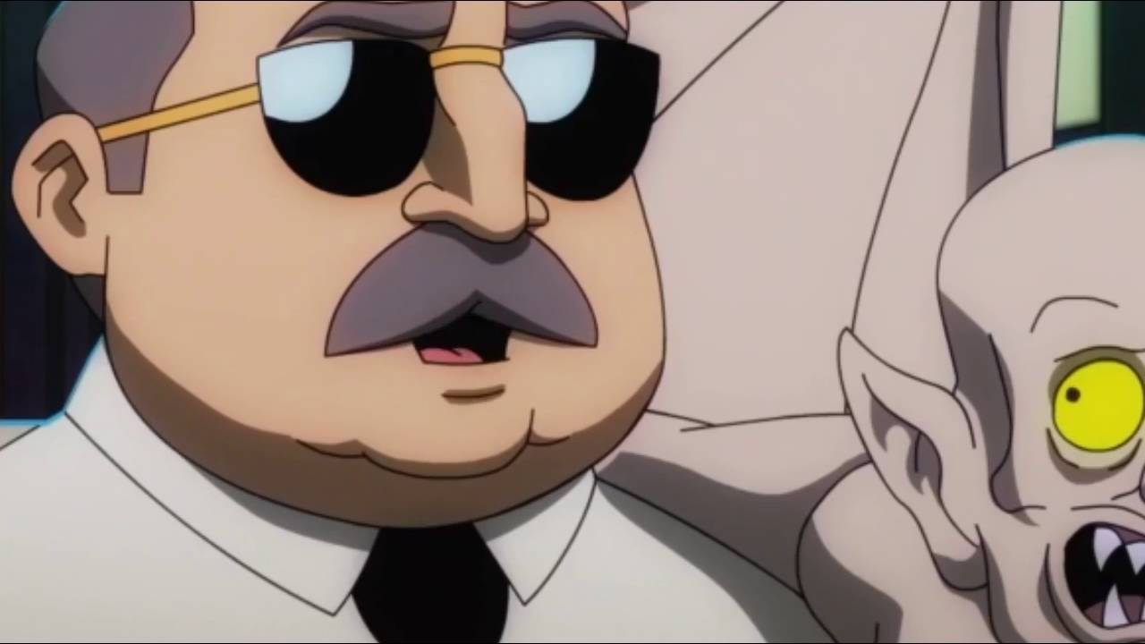 Download Axe Cop S02E01 Night Mission The Moon