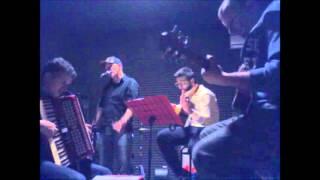 """LaMalabarista performing Vinicio Capossela """"E allora mambo"""" e """"All"""