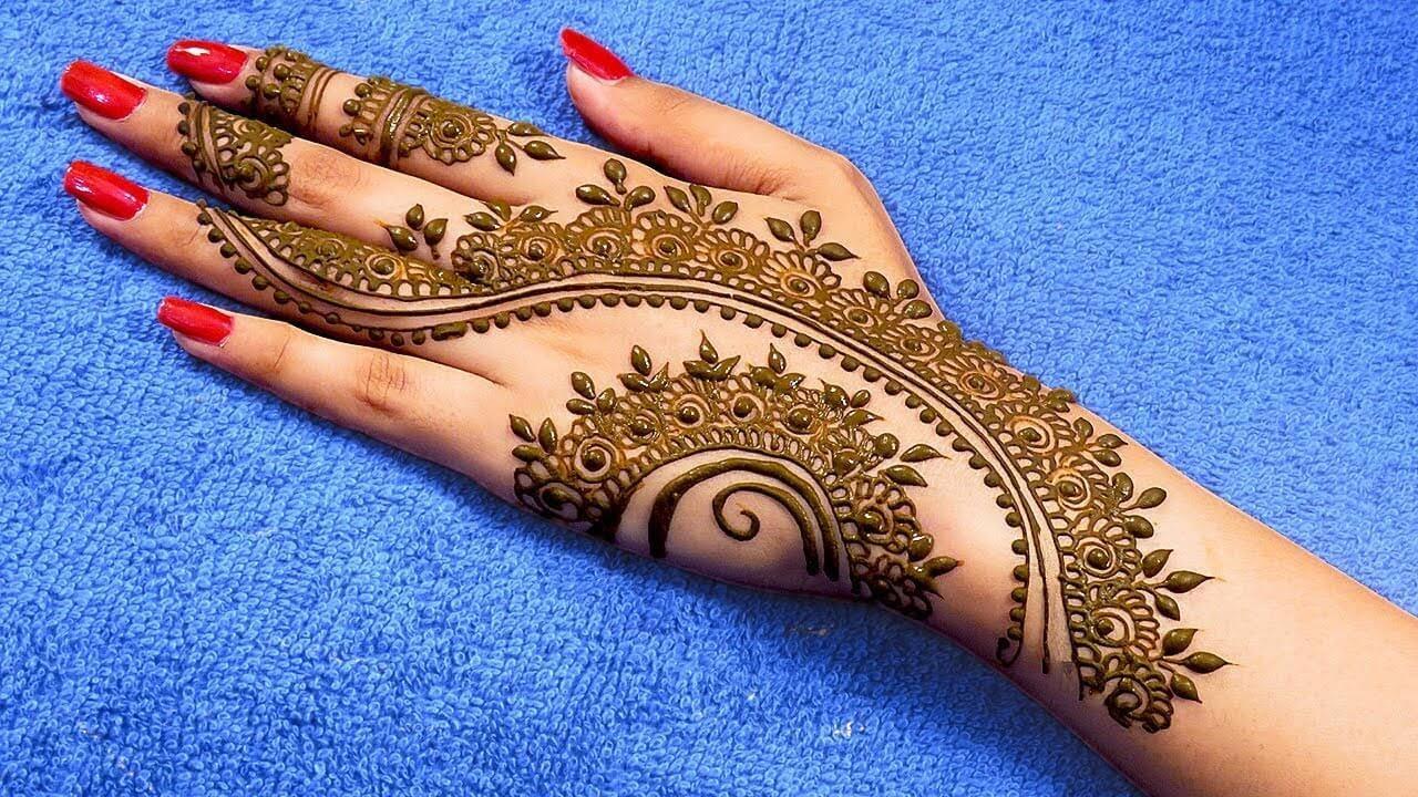 Henna Mehndi: Mehndi Designs 2019 Cute Mehndi (Henna) Designs For Kids