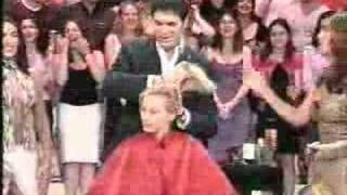 Spanish Gameshow Haircut - Girl 1 (1 of 2)
