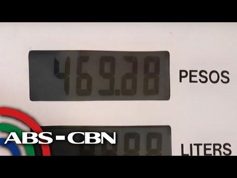 Big-time oil price hike, pinaiimbestigahan
