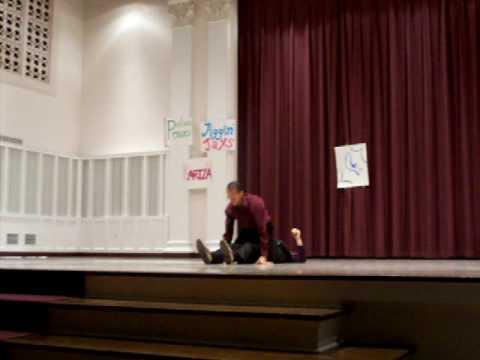 Elmhurst College Best Dance Crew - Pelvic Power - ...