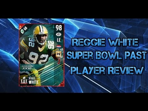 Madden NFL 17 Ultimate Team 98 Overall Reggie White Player Review